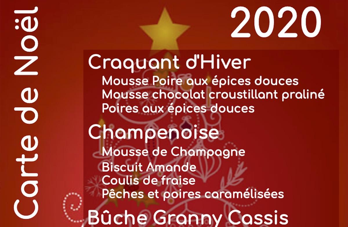 Carte de Noël 2020